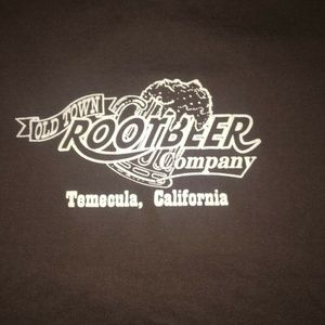 Old Town Root Beer Company Temecula CA Shirt